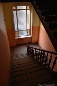 Stairs Gneisenaustraße Berlin