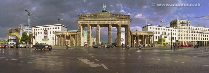 Brandenburg Gate 1998