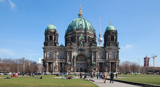 Berliner Dom - Berlin Cathedral