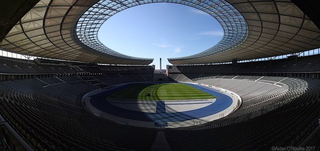 Olympia Stadion panorma