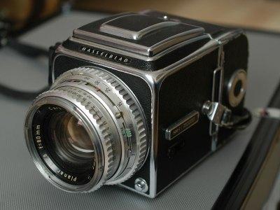 Hasselblad 500C film camera