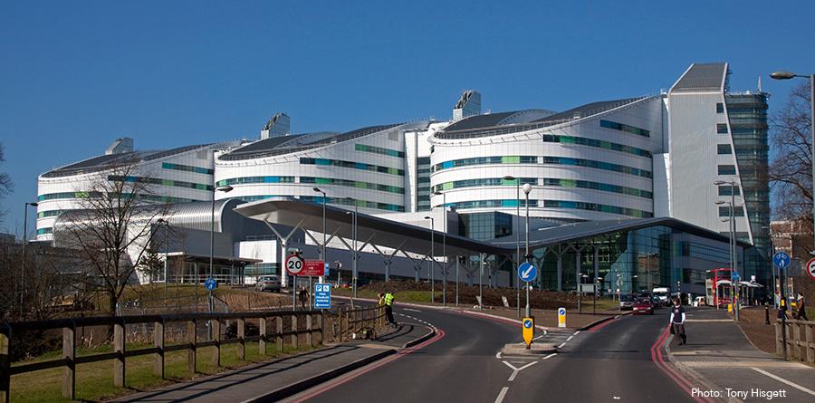 Birmingham Queen Elizabeth Hospital
