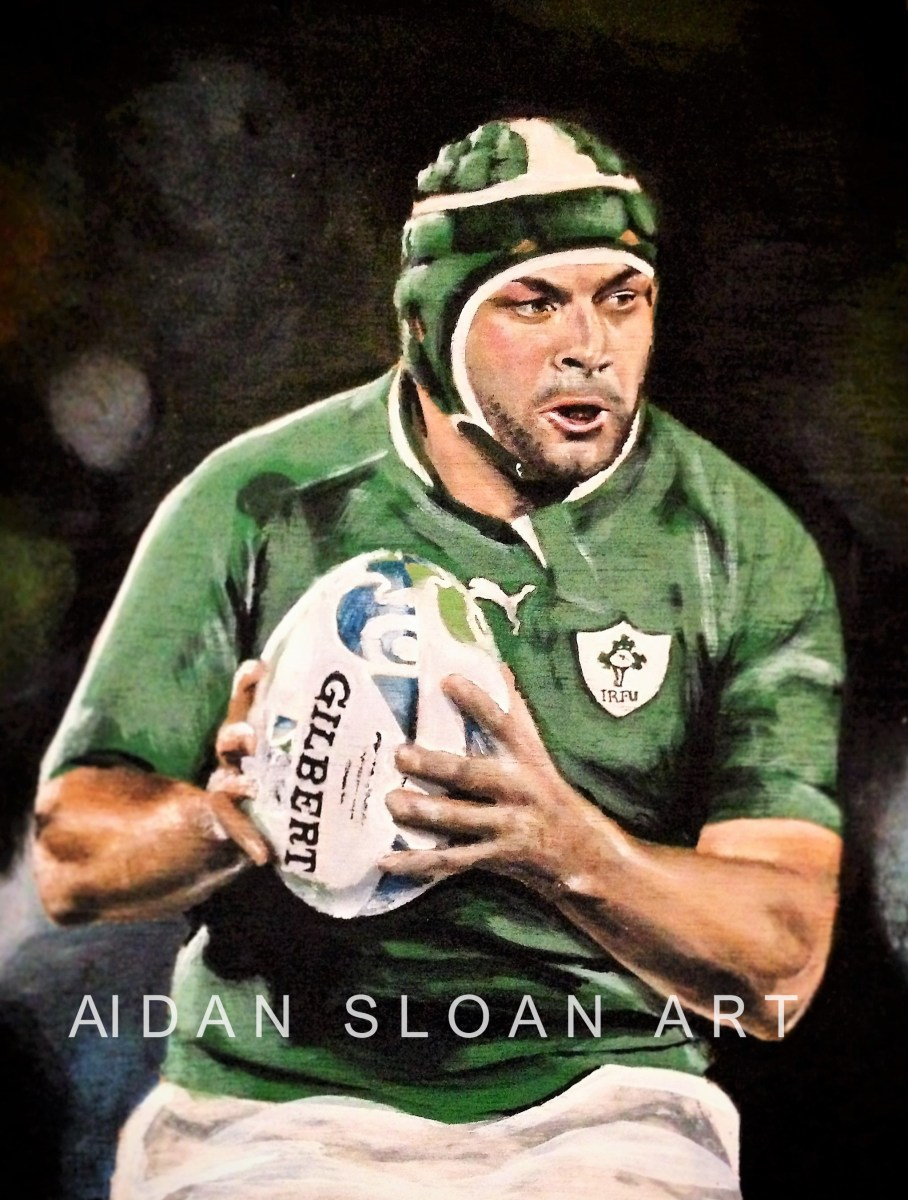 """""""Rory Best"""""""