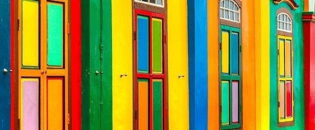 El color en el hogar: ¿activos o pasivos?