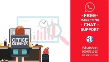 Interior Designer Free Marketing HelpDesk Recommends