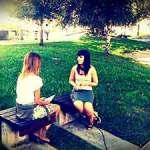Entrevista de experiencia como emprendedora en Aidearte en etb2 making off