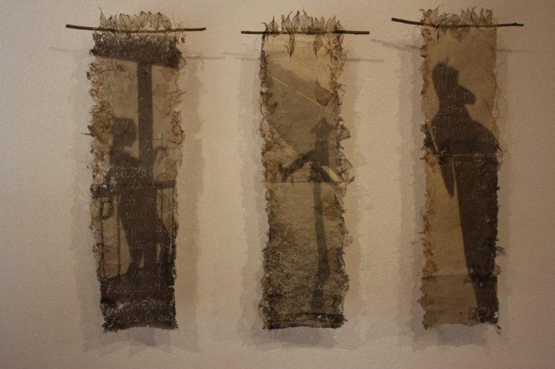 L'ombre de la lumière Art papier
