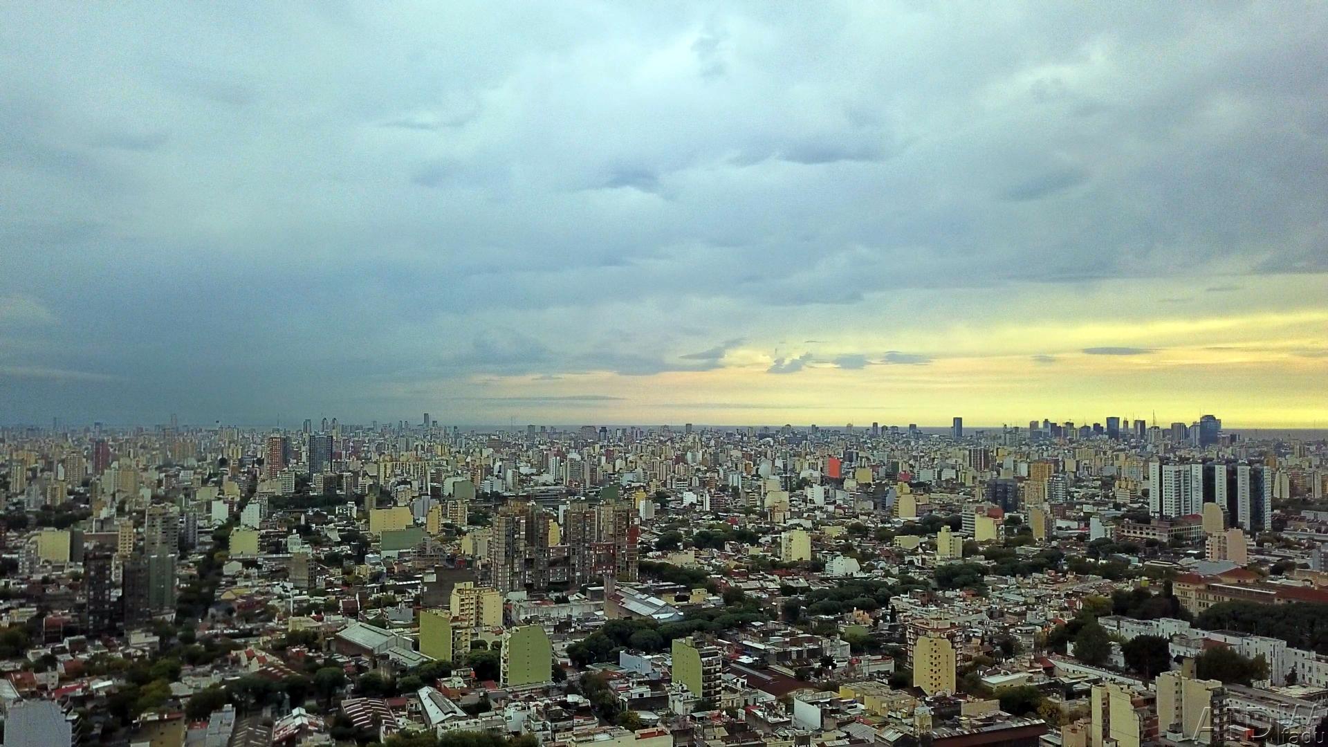 Image result for Vista aérea Buenos Aires