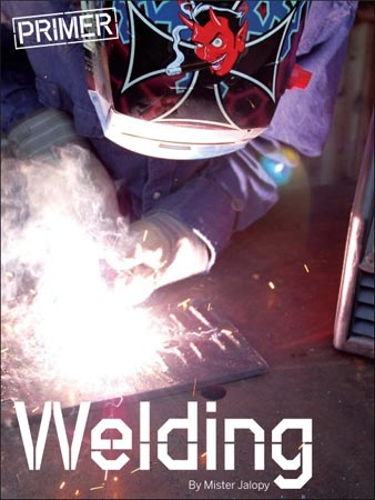 MAKE Magazine Welding Primer