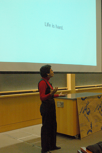Life is hard - Niti Bhan of Emerging Futures Lab