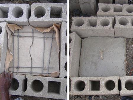 Lids for unused toilet holes