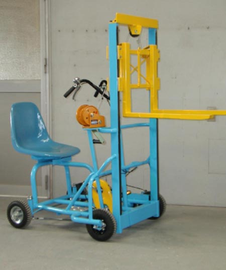 Bicycle Forklift