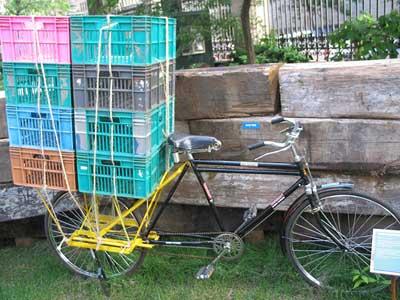 Big Boda Load Carrying Bicycle