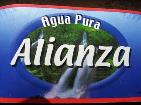 Alianza Agua Pura