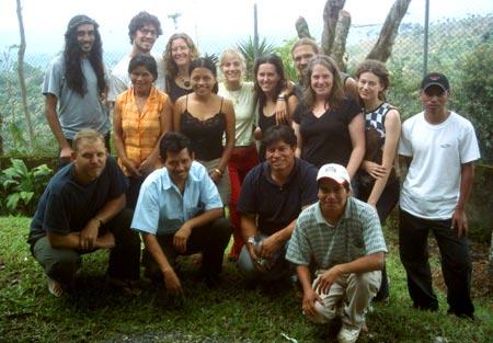 Group Photo at CNA, Fall 2005