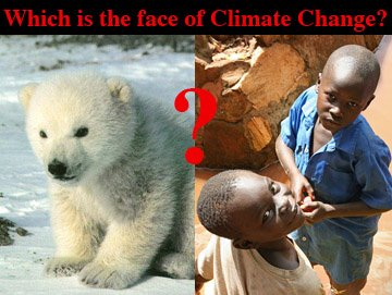 Face of Climate Change?