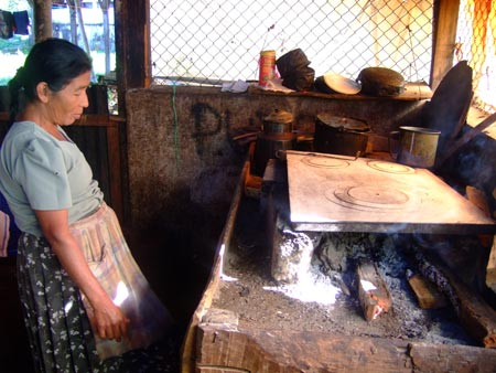 Traditional cooking methods