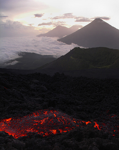Volcanoes: New and Old