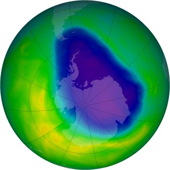 Ozone Hole Watch