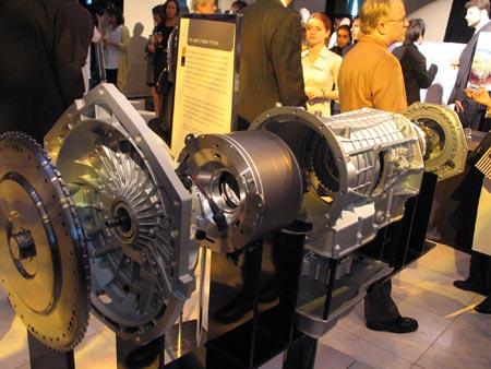 Hybrid Power Train