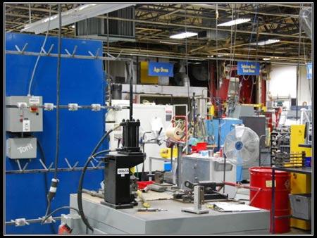 Trek Aluminum Processing