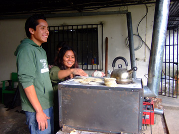 Pedro and Natalia
