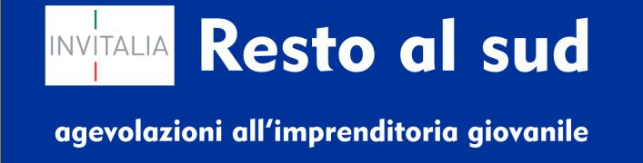 RESTO AL SUD, DAL 15 GENNAIO DOMANDE A INVITALIA