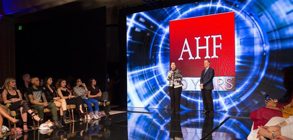 """Art Hearts Fashion"" Shows Presented by AHF Raise HIV/AIDS Awareness During LA Fashion Week"