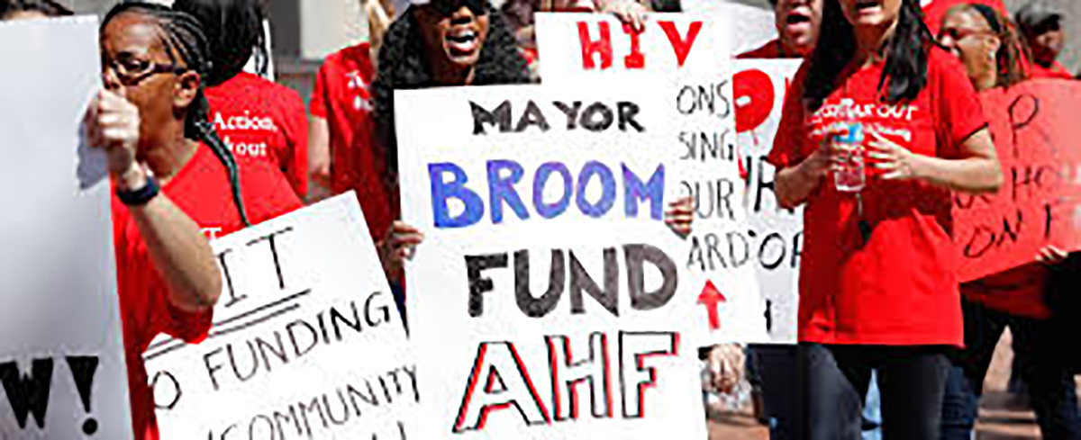 AHF Launches TV Ad Campaign Targeting Baton Rouge Mayor Sharon Weston Broome for Blocking HIV/AIDS Funding Despite City's Exploding Epidemic