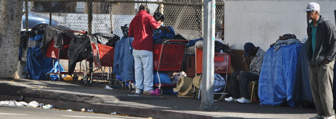 Hepatitis A Outbreak: L.A. City's Homeless Policies a Threat