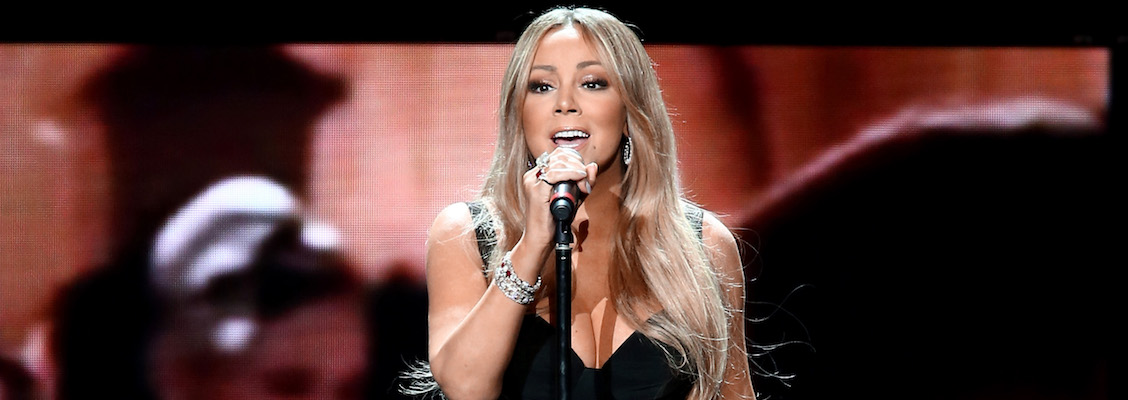 Mariah Carey, DJ Khaled, Ne-Yo, Laverne Cox, Mario Lopez, Debbie Allen Dance Academy &  Vonzell Solomon Dazzle Crowd at AHF World AIDS Day Concert