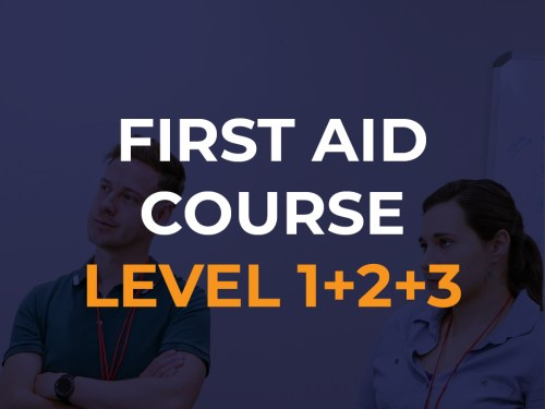 First Aid Level 1 2 3