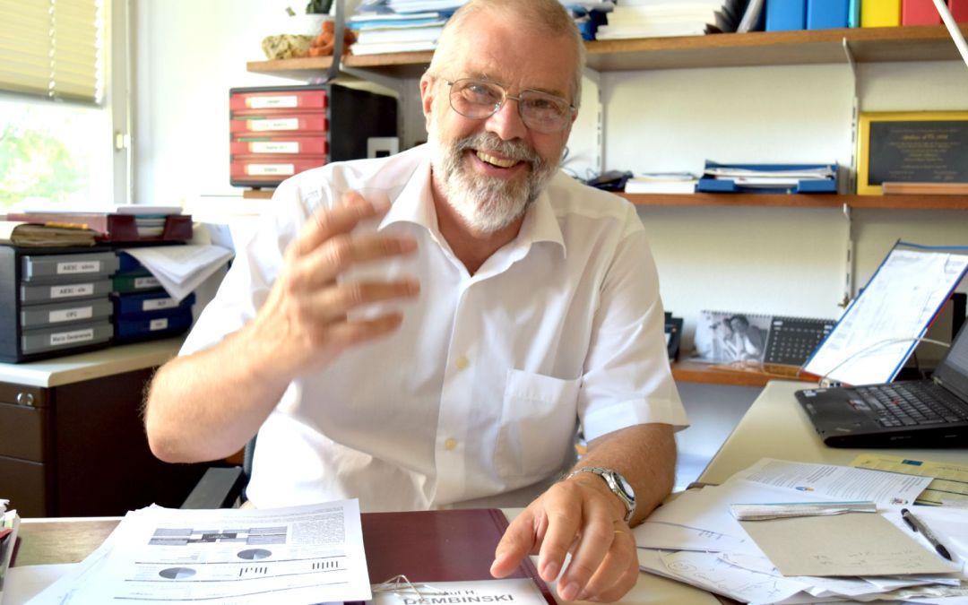 """Professeur Paul Dembinski: l'encyclique """"Laudato si' est """"révolutionnaire"""""""