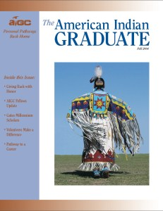 American Indian Graduate Magazine Fall 2004