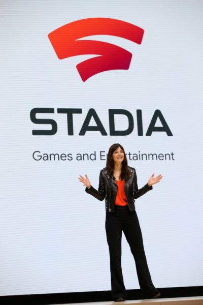 Google Joins Video Game World With Launch Of Stadia Platform -