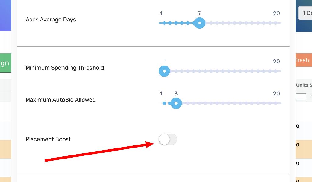 amazon bidding optimization
