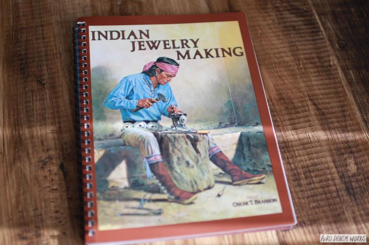 INDIAN JEWELRY MAKING O.T.Branson