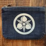 桃太郎ジーンズでもらえるデニムの財布