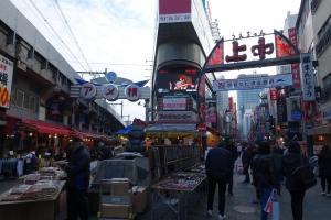 上野アメ横のアメカジ店