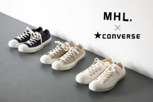コンバースとMHLのコラボモデルALL STAR
