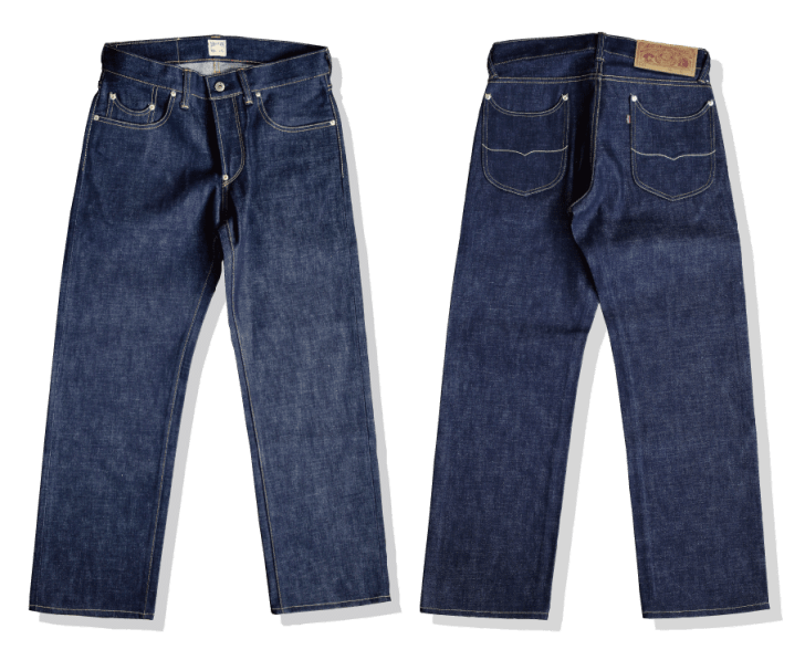 aiiro denim works Cherokee(チェロキー)