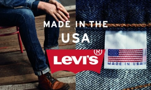 リーバイス®「MADE IN THE USA」