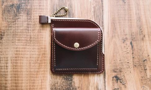 albatory コードバン財布