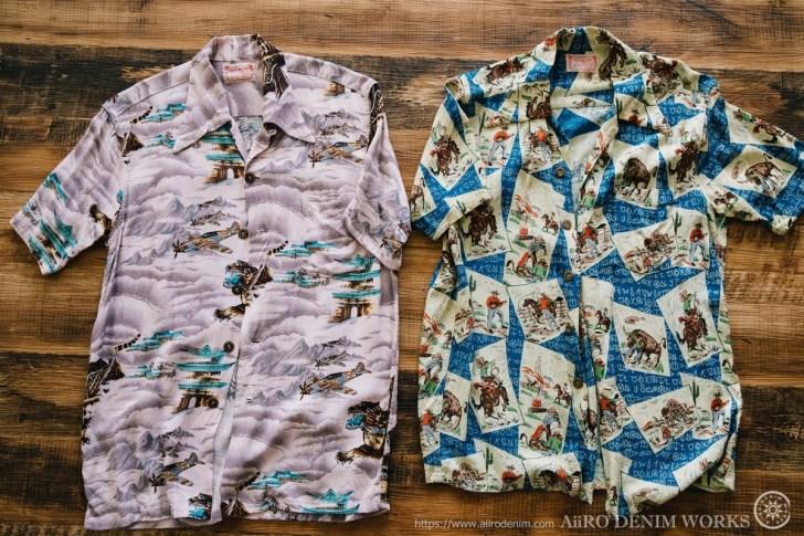 aloha shirt / hawaiian shirt