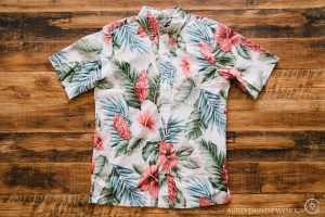 aloha shirt / hawaiian shirt / avanti