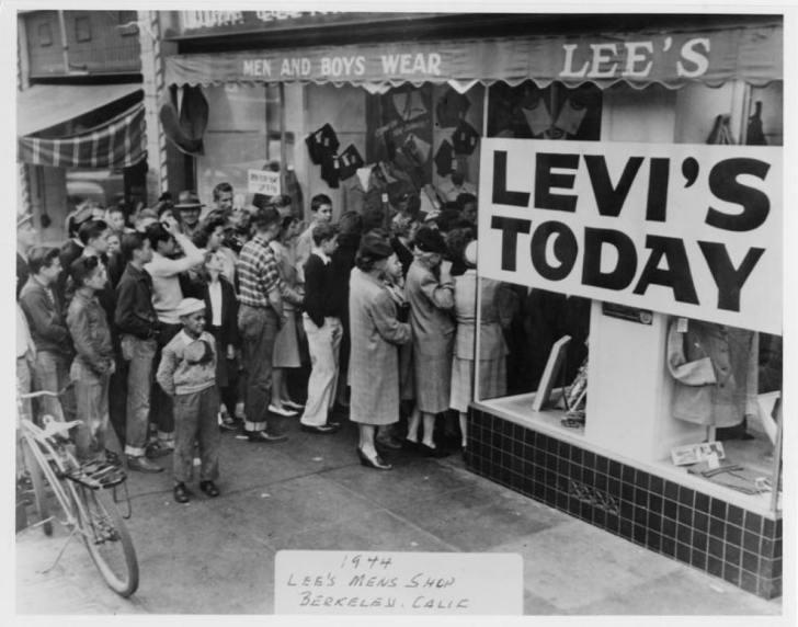 levi's factory