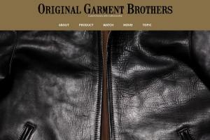 O.G.BROS(Original Garment Brothers)