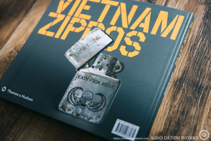Vietnam Zippos (by Sherry Buchanan / Published by University Of Chicago Press)