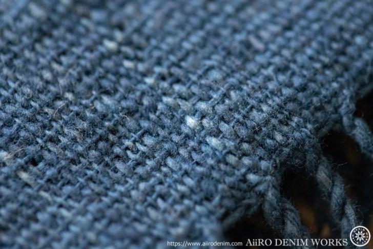 カレン族 手織り テキスタイル
