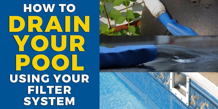 How to Drain Your Swimming Pool